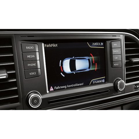 Кабель для під'єднання камери заднього виду до моніторів Seat, Skoda, Volkswagen Прев'ю 3