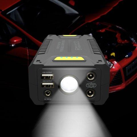 Пускозарядное устройство для автомобильного аккумулятора Smartbuster T242 Превью 3