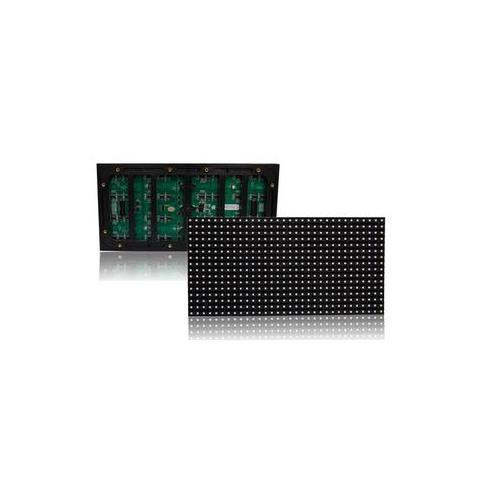 LED-модуль для реклами P10-RGB-SMD (320 × 160 мм, 32 × 16 точек, IP65, 5600 нт) Прев'ю 1
