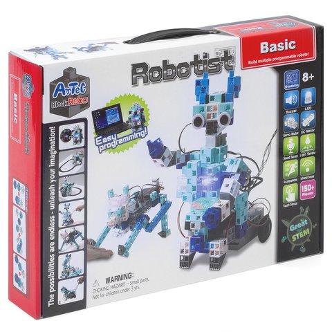 Конструктор ArTeC Robotist Базовый набор - /*Photo product*/