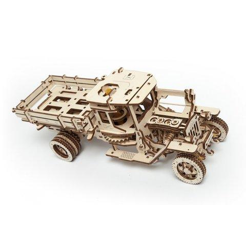 Механический 3D-пазл UGEARS UGM-11 Грузовик - /*Photo|product*/