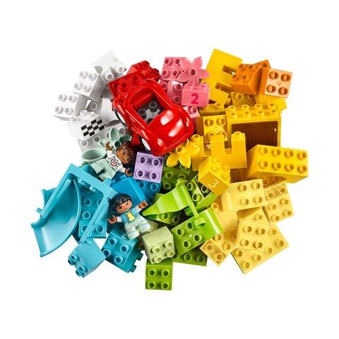 Конструктор LEGO DUPLO Коробка з кубиками Deluxe 10914 Прев'ю 1