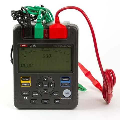 Insulation Tester UNI-T UT513 Preview 1