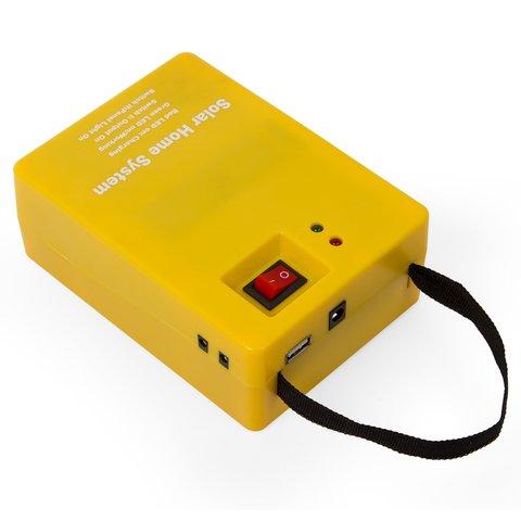 DC Portable Solar Power System, 3 W, 12 V / 3 Ah, Poly 18 V / 3 W Preview 5